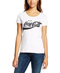 Coca-Cola Damen T-Shirt Enjoy Coca Cola Logo