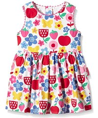 Toby Tiger Mädchen Kleid Butterfly Flower Summer Party Dress