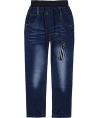 Lesara Kinder-Jeans in Used-Waschung - 116