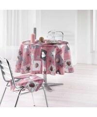 Douceur d'intérieur Starly - Tischdecke - rosa
