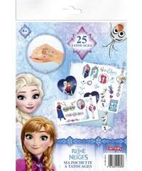 Lansay Pochette à tatouages Frozen - multicolore