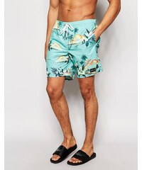 O'Neill - Short de bain style hawaïen - Vert - Vert