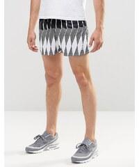 Umbro - Retro-Shorts - Schwarz