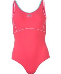 Dámské plavky Slazenger Swim Cosmo/Candy/Blu