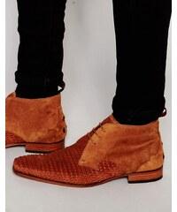 Jeffery West Jerrery West - Chukka-Stiefel aus Wildleder - Braun