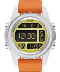 Nixon Unit SW Rebel Pilot Orange Digitaluhr A197SW 2384