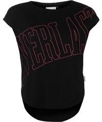 f55719fff01e Dámské tričko Everlast Logo NYC - černá - Glami.cz