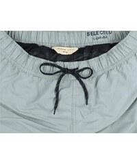 Selected SHHClassic Color Badeshorts slate gray