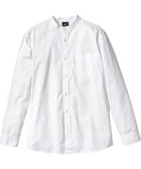 bpc bonprix collection Chemise manches longues Regular Fit blanc homme - bonprix