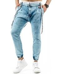 Pánské kalhoty Petilil modré - modrá