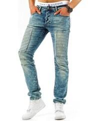 Pánské kalhoty Pansage modré - modrá