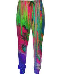 Mr. GUGU & Miss GO Sweatpants Drying Paint