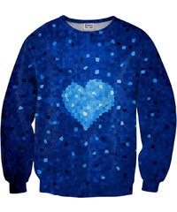 Mr. GUGU & Miss GO Sweater Glass Heart