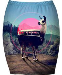 Mr. GUGU & Miss GO Bandeau Skirt Volkswagen Lama