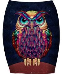 Mr. GUGU & Miss GO Bandeau Skirt Space Owl