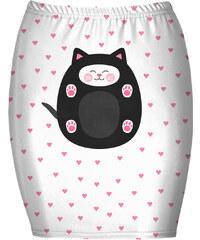 Mr. GUGU & Miss GO Bandeau Skirt Soft Kitty