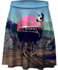 Mr. GUGU & Miss GO Skater Skirt Volkswagen Lama