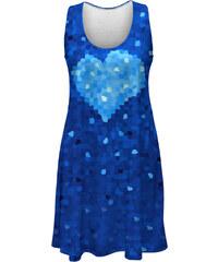 Mr. GUGU & Miss GO Mini Dress Glass Heart