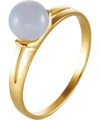 Malaika Raiss Ring light blue