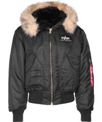 Alpha Industries 45 P Hooded veste black
