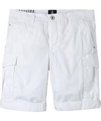 Gaastra Cargo Shorts Roving Hommes blanc