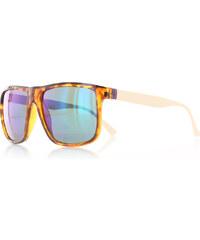 City vision Tyrkysové leopardí sluneční brýle Tordos