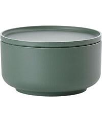 Servírovací mísa s víkem Peili 16 cm, zelená