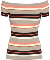 H&M Tričko s odhalenými rameny