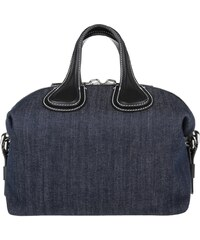 Givenchy Sacs portés main, Nightingale Jeans Tote Small Blue en bleu, noir
