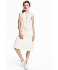 H&M Vzdušné viskózové šaty