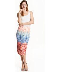 H&M Plizovaná sukně