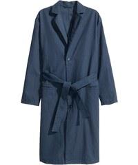 H&M Kabát z bavlněné směsi