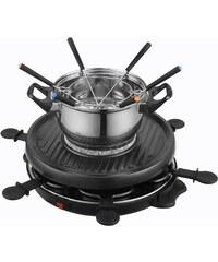 Kalorik Raclette / Grill / Fondue - Gerät für 6 Personen