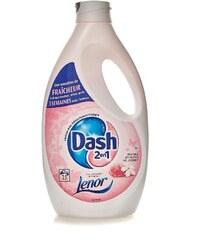 Dash Dash 2 en 1 - Lessive liquide - 1,825L