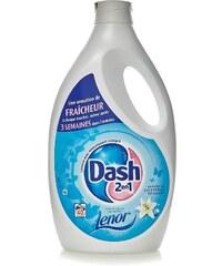 Dash Dash 2 en 1 - Lessive liquide - 2,92 L
