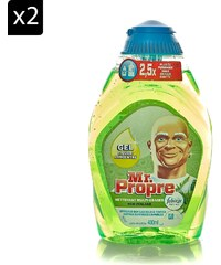 Mr Propre Lot de 2 gels nettoyants multi-usage - 400 ml