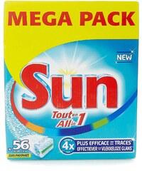 Sun Sun Tout En 1 - Spülmaschinentabletten - 1008g