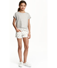 H&M Keprové šortky
