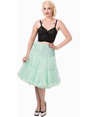 """Spodnička k šatům Banned Mint 25/27"""" XS-S"""