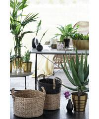 H&M Kulatá skleněná váza