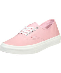 Vans Authentic Slim W Casual Schuhe brushed twill