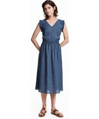 H&M Mačkané šaty