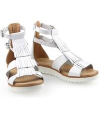 Slowwalk & Vaquetillas MALAGA BLANCO / VAQUETILLAS / dámské sandály