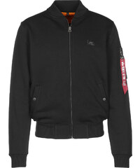 Alpha Industries X-Fit Sweat Ma-1 veste black