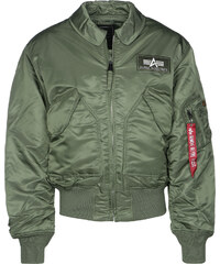 Alpha Industries Cwu 45 veste sage green