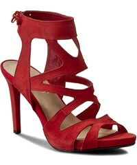Sandalen CARINII - B3712 Rot