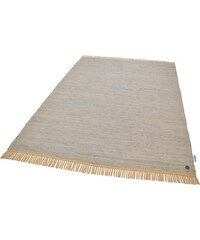 Tom Tailor Teppich Cotton Colors handgearbeitet grau 1 (60x120 cm),2 (80x150 cm),3 (140x200 cm),4 (160x230 cm)