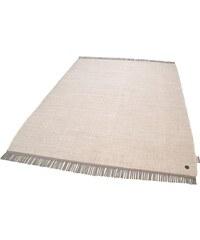 Teppich Cotton Colors handgearbeitet Tom Tailor weiß 1 (60x120 cm),2 (80x150 cm),3 (140x200 cm),4 (160x230 cm)