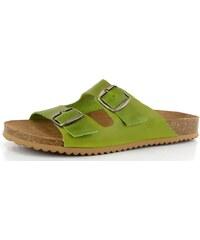 Yokono bio pantofle Cuba Verde