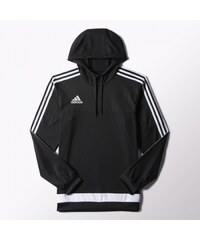 Mikina adidas Performance TIRO15 HOOD TOP